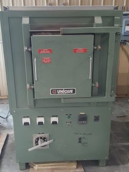 Unique Kiln Model # SFC-2M (AA-8019)