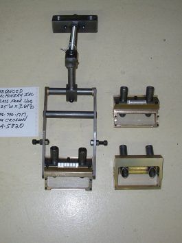 Dorst Filler Brass Filler Shoe and Assembly TPA-12,15,20,30,33 (AAP-5820/5853)