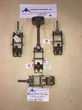 Dorst Filler Brass Filler Shoe and Assembly TPA-3,4,5,6 (AAP-5830/5819)