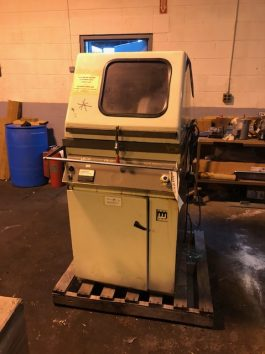Leco Model CM-24 Cut-Off Saw (AA-7098)