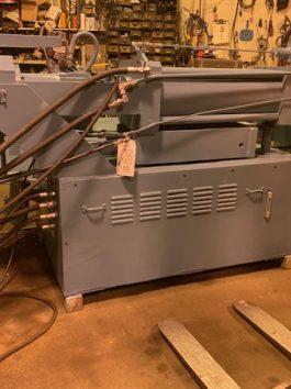 Loomis 40 Ton Piston Extruder Model 232-40T (AA-8003)