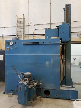 Autoclave Engineers Model CP83666 Wet Bag Isostatic Press (AA-8010)