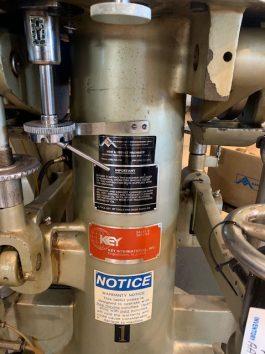 Stokes Model 900-513-3, Rotary Tablet Press (AA-8024)