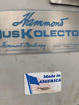 Hammond DusKolector Model CDK-8, ( AA-8029)