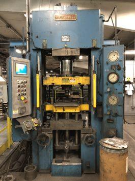 Alpha 250 Ton capacity, Hydraulic Compacting Press (AA-8092)