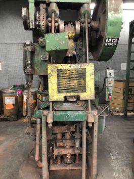 Mitchell 12 Ton capacity, Sizing Press (AA-8094)