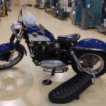 Harley Davidson 1958 XL #1232 Sportser (AA-4120)