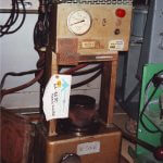 Pasadena Model I-210 20 Ton Platen Press (AA-5530)