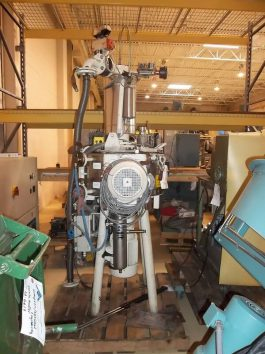 MTI Mixing Technology Inc. Model EM-50 B, 50 liter High Intensity Mixer (AA-5755)