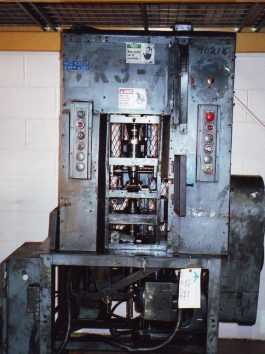 Custom 5 Ton Mechanical Compacting Press (AA-5797)