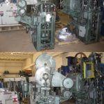 Stokes Model 578 12 Ton Powder Compacting Press (AA-5932)