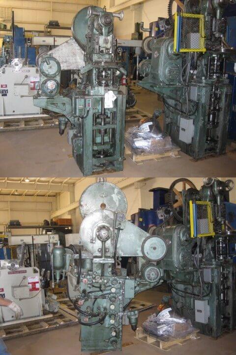 Stokes Model 578, 12 ton Powder Compacting Press (AA-5932)