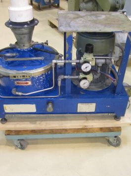 Cyclo-Tex Model KM-21, Impact Mill (AA-6192)