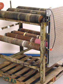 Custom General Electric 2 Tier, Heavy Duty, Jar Mill (AA-6222)