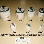 U.S. Stoneware Various Ceramic Mill Jars (AA-6265C)