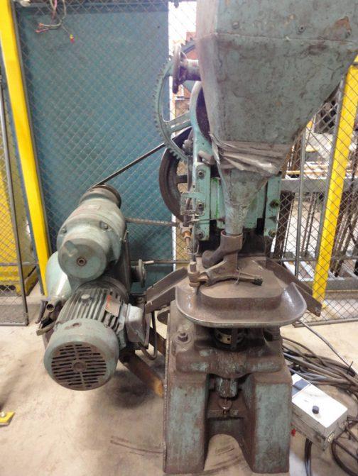 Stokes Model T, 12 ton Powder Compacting Press (AA-6359)