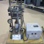Carver Model C 12 Ton Lab Platen Press (AA-6363)