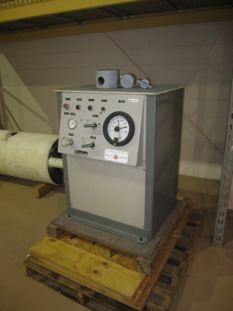 Autoclave Engineers, Inc. Model IP3-23-30 Wet Bag Iso Press (AA-6417)