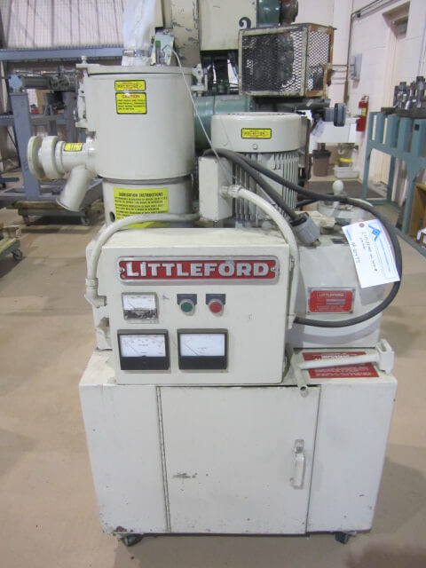 Littleford Model WB-10, 10 liters Intensive Mixer (AA-6477)
