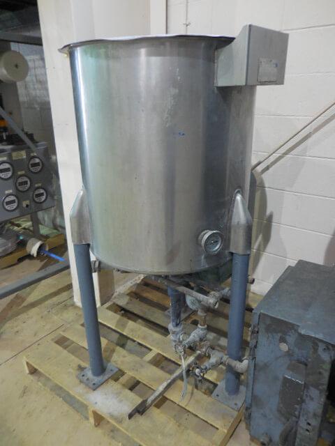 Perma-San Stainless Steel Tank (AA-6507)