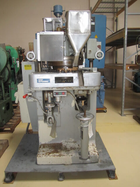 Stokes Pacer 2 Model 900-555-1, Rotary Tablet Press (AA-6532)