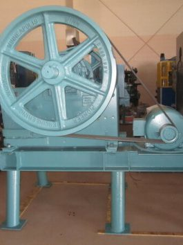 Pioneer Jaw Crusher (AA-6552)