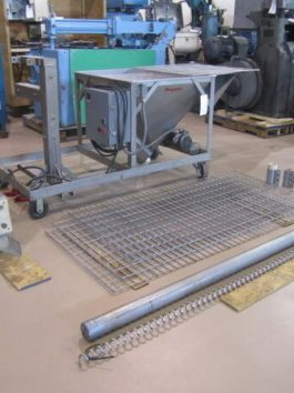 Flexicon Stainless Steel Feeder (AA-6571)