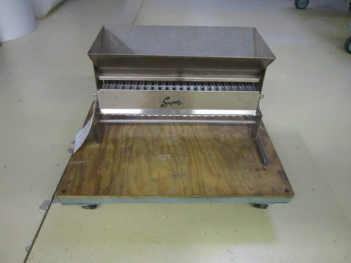 Gilson/Sepore MDL. Model SP-114 (AA-6642)