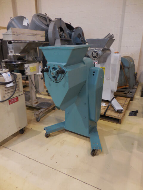 Stokes Model 43B Carbon Steel Granulator (AA-6686)