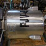 Perma San Agitated Stainless Steel Process Tank (AA-6846)