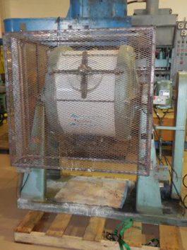 Paul O. Abbe Model 6JI Ceramic OP mill 57 gallon capacity (AA-6863)