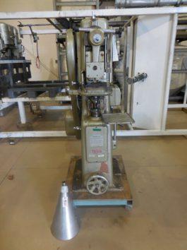 Manesty Model F-3 4 Ton Mechanical Compacting Press (AA-6977)