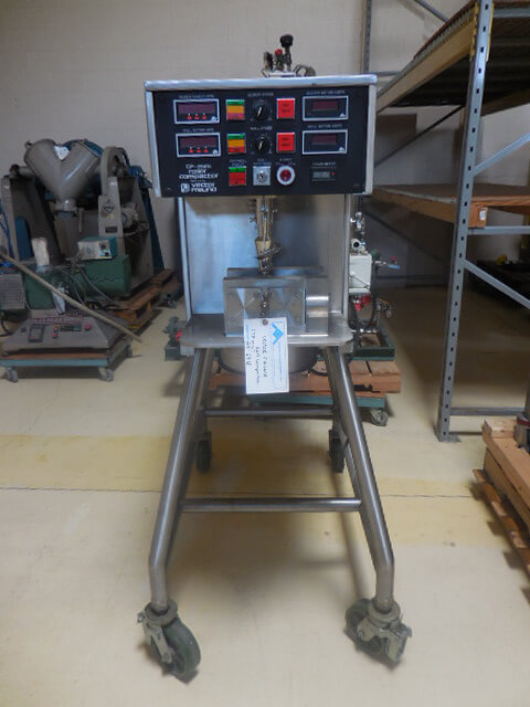 Freund-Vector Roll Compactor (AA-6978)