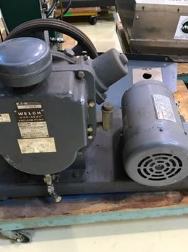 Sargent-Welch Vacuum Pump Model 1397R (AA-7014)