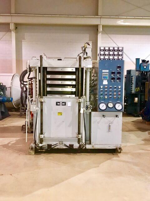 Wabash 100 Ton Model Model PCV100-2418-5 CTM (AA-7017)