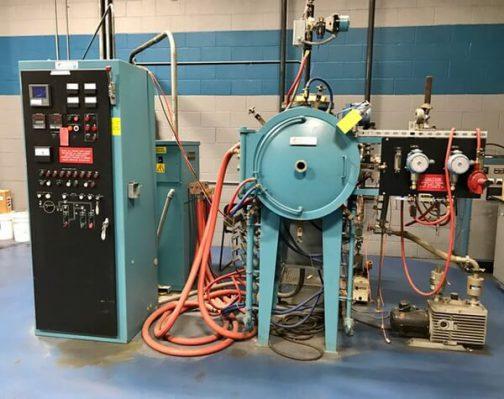 Centorr Vacuum Furnace Series 3710 Model 2500-12x24-G-G-06A6-A-11+15 (AA-7030)