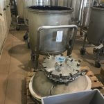 Glass Lined Stainless Steel Process Tank (AA-7039)