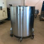 Vertical Stainless Steel Process Tank (AA-7041)