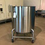 Viatec Vertical Stainless Steel Process Tank (AA-7042)
