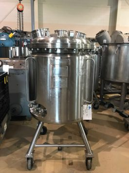 Mueller Model F Stainless Steal Reactor (AA-7045)