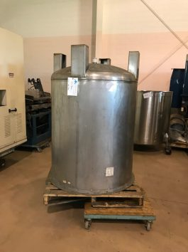 Vertical Stainless Steel Process Tank (AA-7046)