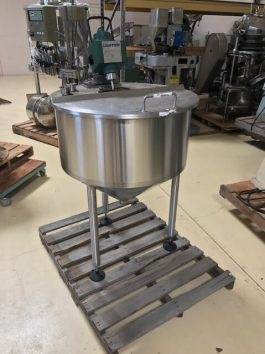 Vertical Stainless Steel Process Tank (AA-7063)