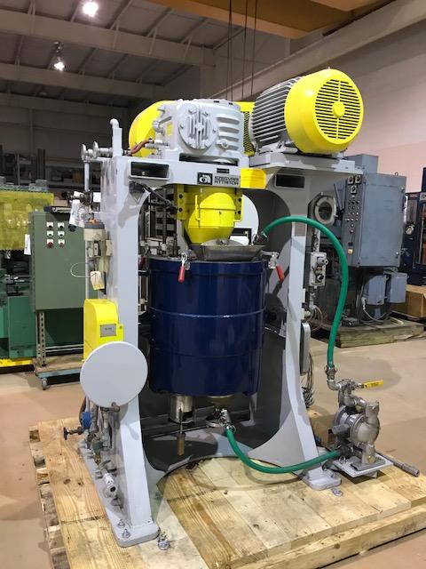 Union Process (Szegvari) Model SL30, Type: Batch, SN 110701