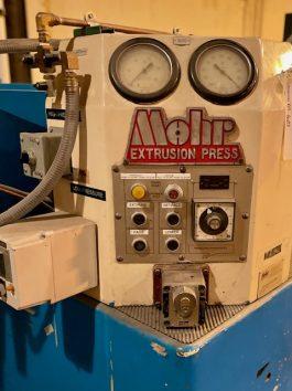 Mohrtek 120 Ton Piston Extruder (AA-8083)