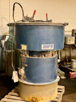 Sweco Vibro-Energy Grinding Mill Model DMO-4L (AA-8086)