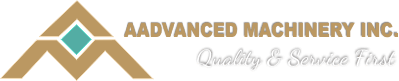Aadvanced Machinery, Inc. – Used Process Machinery and Process Equipment in Michigan