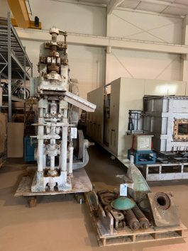 Stokes Model S-5, 40 Ton Powder Compacting Tablet Press (AA-8013)