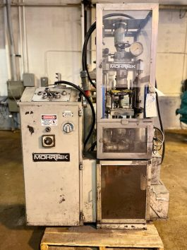 Mohrtek Model M-5 Ton Powder Compacting Press (AA-8079)