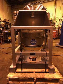 Sweco 24″ Vibro Energy Separator Model ZS24640SFTL (AA-7090)