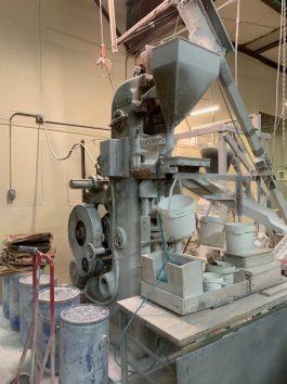 Stokes Model S-5, 40 Ton Powder Compacting Tablet Press (AA-8013)